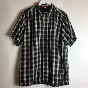 The North Face Men's Short Sleeve Casual Shirt XL